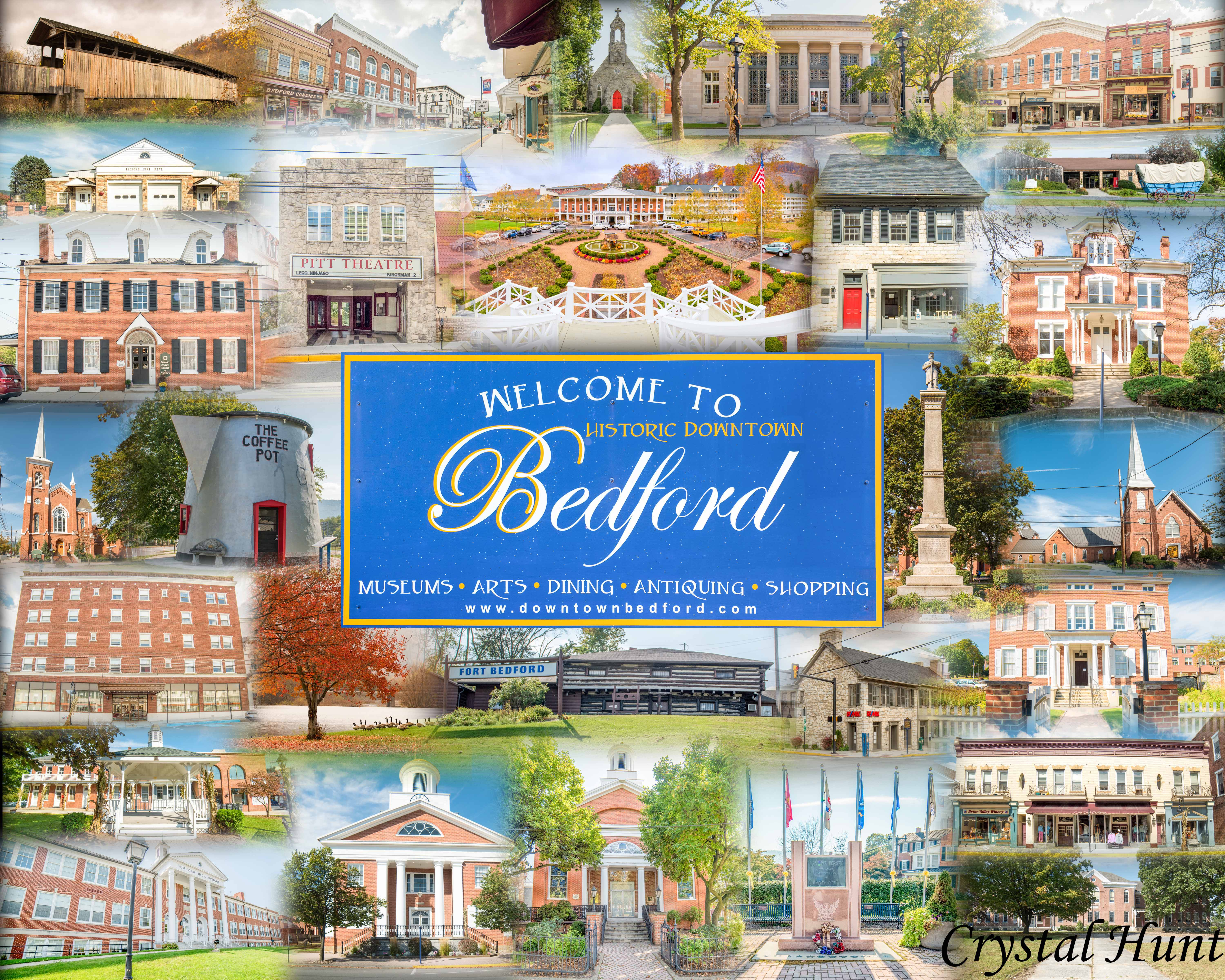 Bedford Montage
