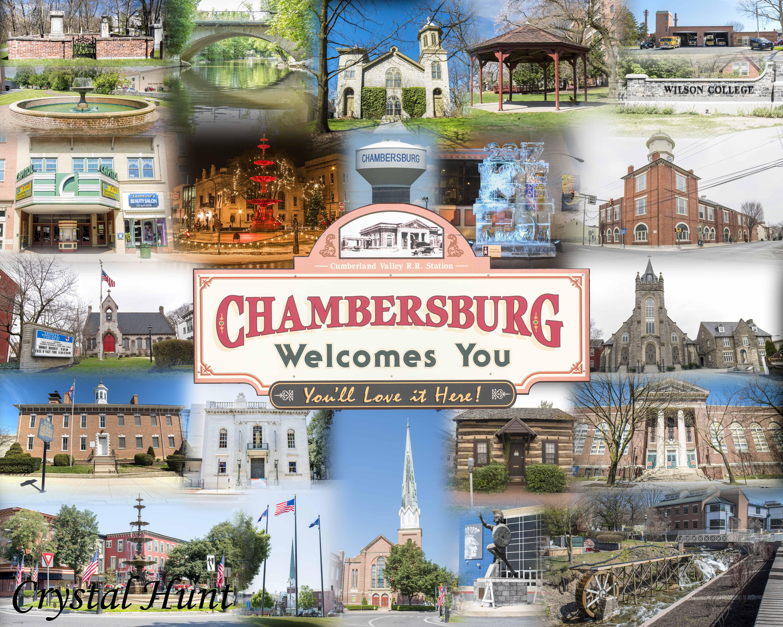 Chambersburg Montage
