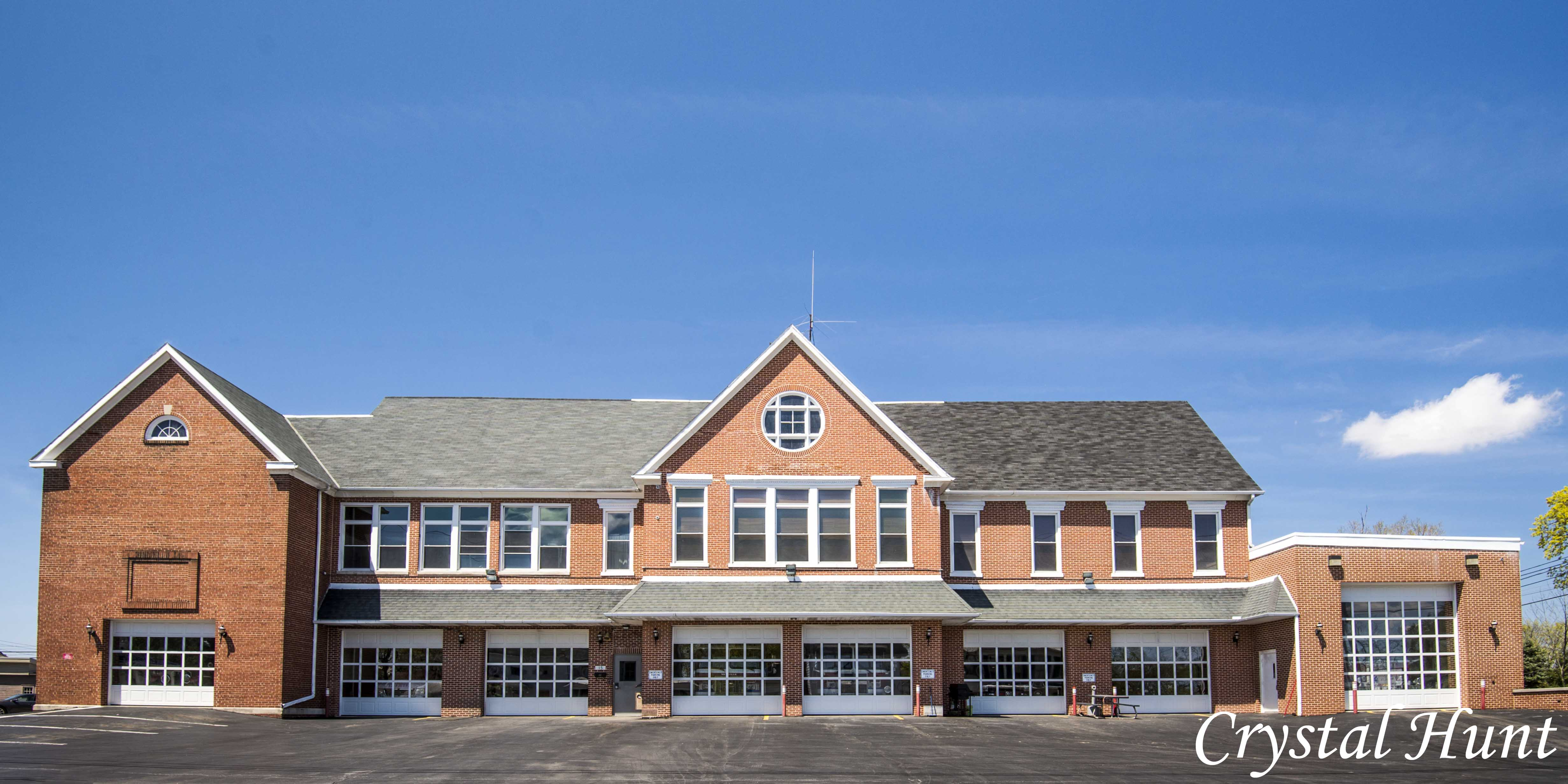 Newville Firehouse