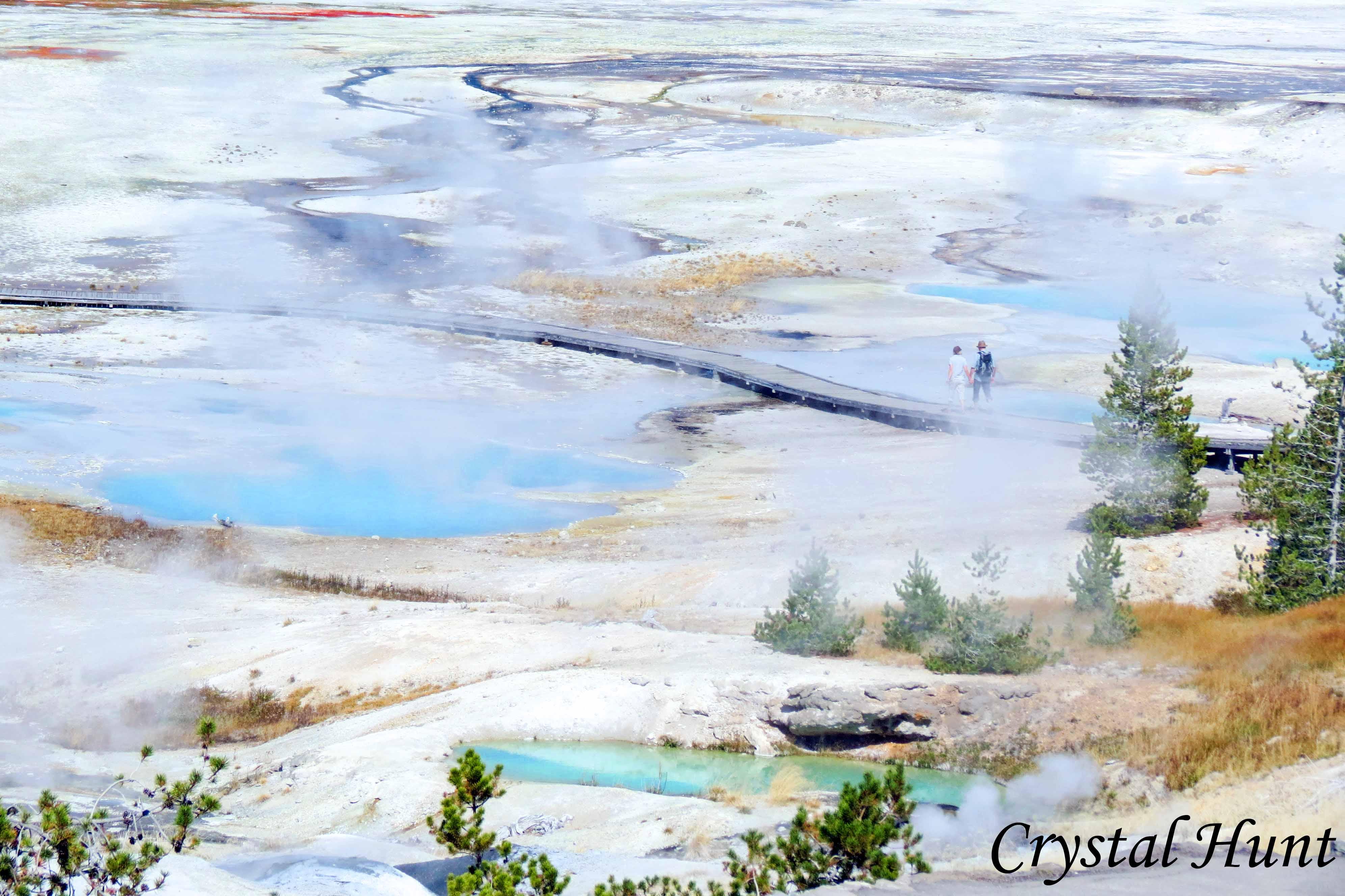 Yellowstone Stroll
