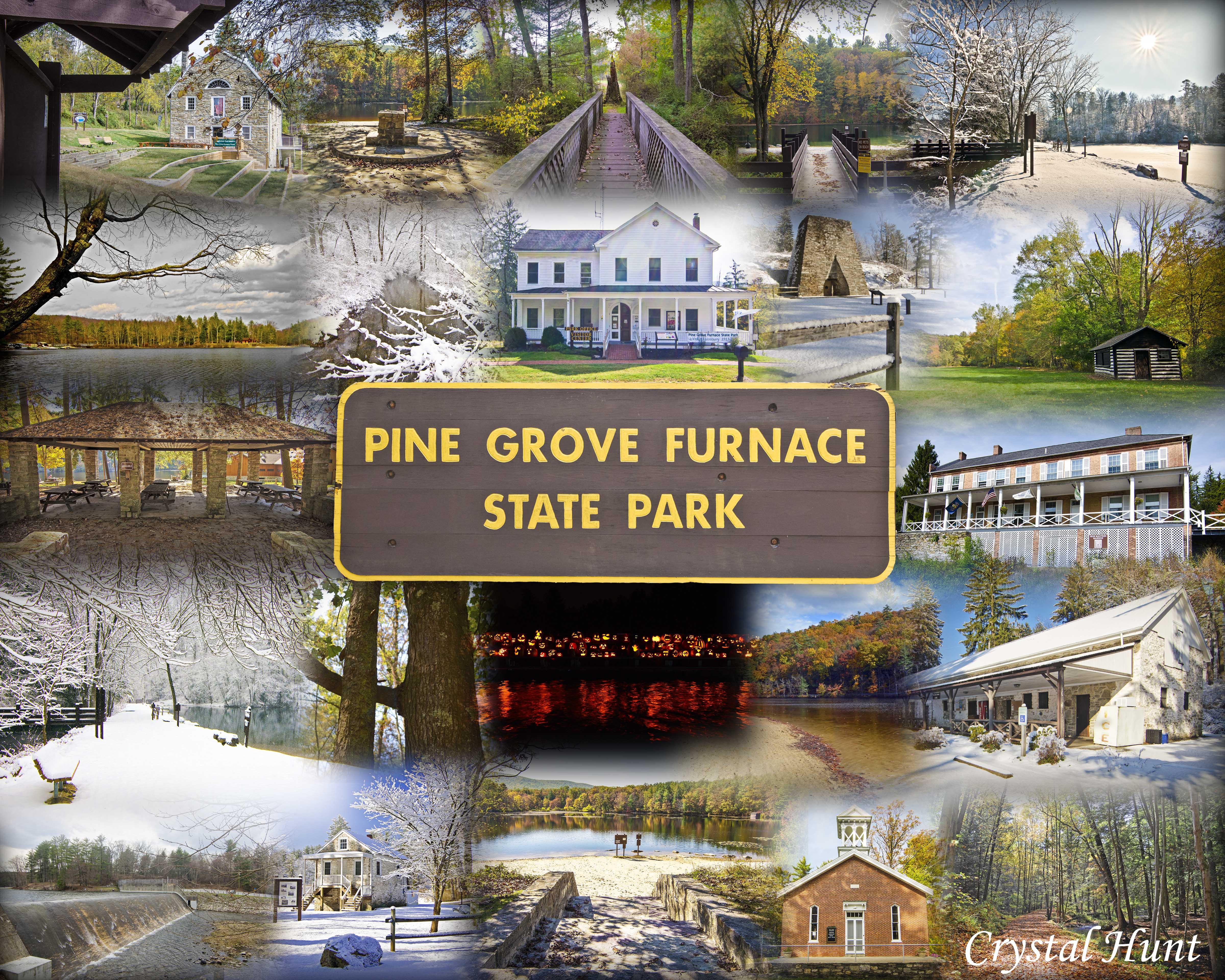 Pine Grove Furnace Montage